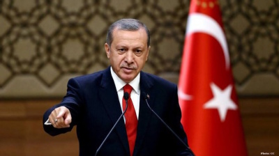 Erdogan says Turkey will keep up support for Qatar in diplomatic standoff