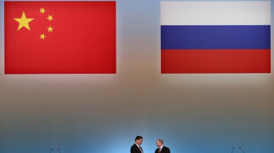 COMMENT: Russian pivot to the east gets stuck