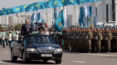 Kazakhstan's new military doctrine shifts logic of country's security agenda