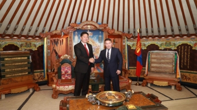 "New Mongolian PM is macho motorbike enthusiast known as ""Fist"""