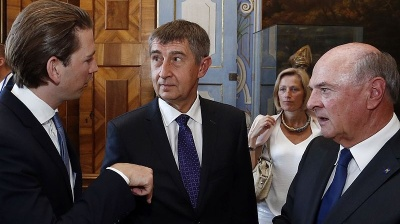 Babis tells ambassadors he's no plan for a Czexit