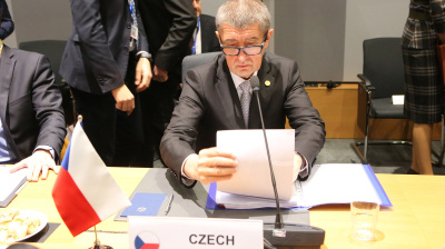 VISEGRAD: Babis's grip on the Czech crown is still not secure