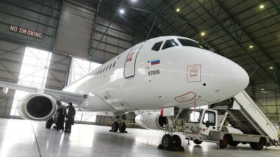 Iran does not need OFAC license to buy Sukhoi Superjet, official says