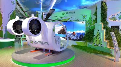 Sberbank's flight from Ukraine points way for Russian lenders to follow
