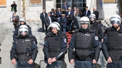 Montenegrin government rides coup plot storm