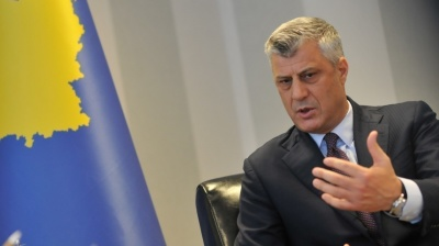 INTERVIEW: Kosovo's Thaci says nothing will undermine relations with EU, US and Nato