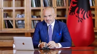 Albania's opposition Democrats reject Rama's attempt to resolve crisis