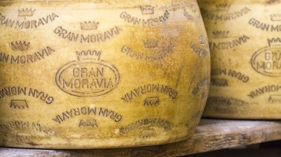 Czechs say 'hard cheese' to the Italians as exports of Gran Moravia soar
