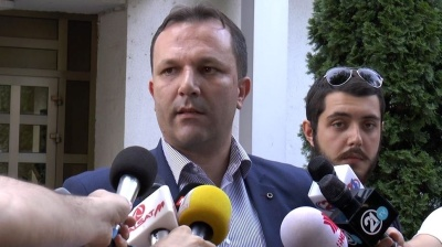 Macedonia's SDSM launches talks on formation of new government
