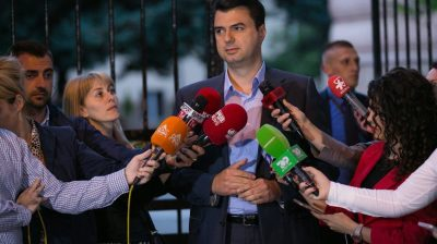 Albanian opposition agrees to participate in election