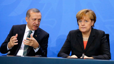 ISTANBUL BLOG: EU's bribes may just embolden Erdogan