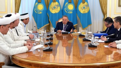 Kazakh president mulls ban on beards, cropped trousers in move against religious extremism