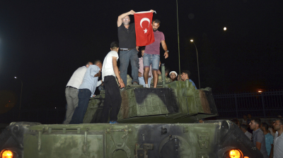 BEYOND THE BOSPHORUS: Bungled coup could have been scripted for Erdogan