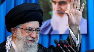 Iran's supreme leader hits out (again) at US for not following nuclear deal