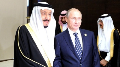 MACRO ADVISER: Russia and Saudi Arabia have much to gain from improving relationship