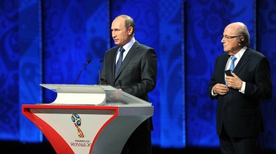 Blatter: Russia was chosen as 2018 World Cup host before voting