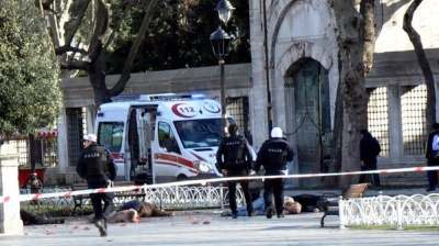 UPDATED:  Erdogan points to Syrian link in Istanbul bombing