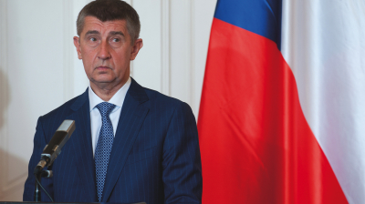 Czech police seek removal of immunity for PM frontrunner