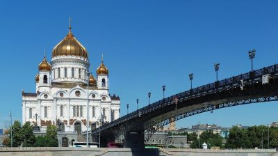 Frock bottom: Russia's Orthodox Church may buy troubled bank