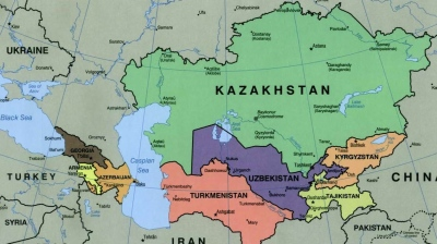 Three changes in Central Asia in one day