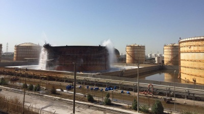 Iranian petrochemical complex fire blamed on accident rather than sabotage