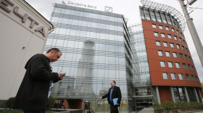 Private detectives start digging for dirt in Moscow for Deutsche Bank class action