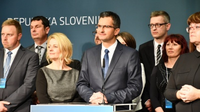 Political unknown forces second round in Slovenian presidential election