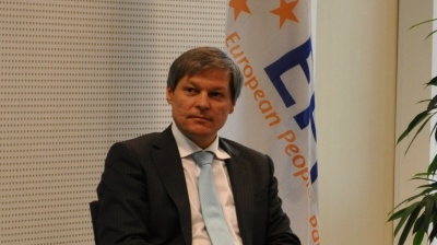 Former Romanian PM Ciolos to found political party