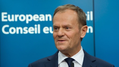 Poland rages as Tusk is re-elected at EU summit