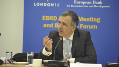 EBRD's new chief economist slams Russia reforms