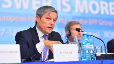 Romanian PM designate Dacian Ciolos announces his proposed cabinet