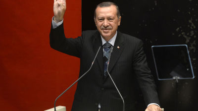 Turkey's Erdogan implicated by Zarrab in New York sanctions busting trial