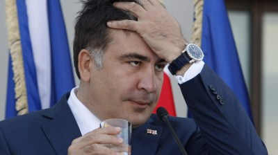 Saakashvili attacks Ukraine law enforcement agencies over Odesa raid