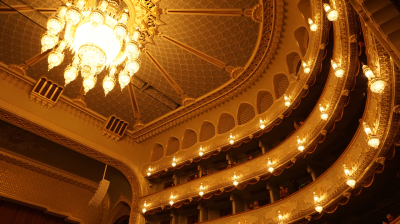Tbilisi Opera Theatre regains its lustre