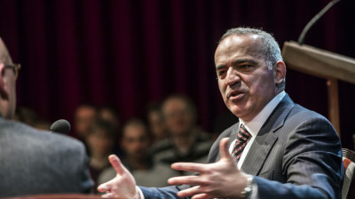 BOOK REVIEW: Kasparov's prescriptions to hold Russia to account are vague and idealistic
