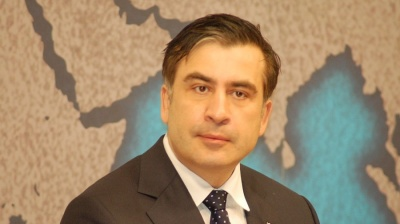 Saakashvili briefly detained in Kyiv amid chaotic scenes