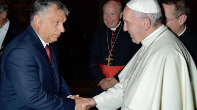 Hungarian church embraces government push against refugees