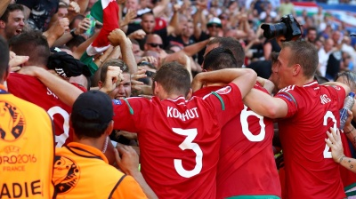 Hungary's football dream coming true