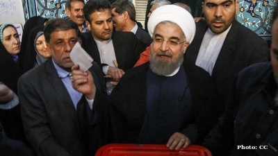 Rouhani trounces Iran's hardliners with landslide re-election