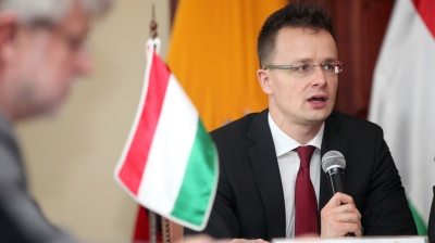 Hungary reportedly threatens to torpedo Ukraine-EU association pact amid language dispute
