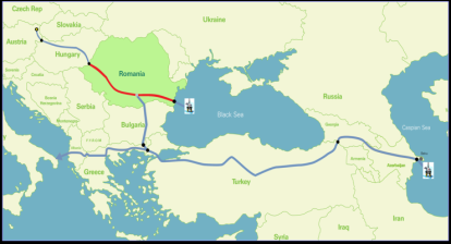 EBRD keeps supporting BRUA gas pipeline at a critical moment