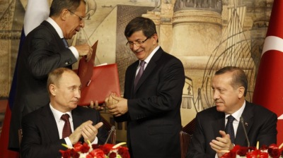 Russian-Turkish economic links offer escalation options