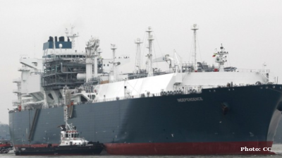 Lithuania receives its first shipment of US LNG