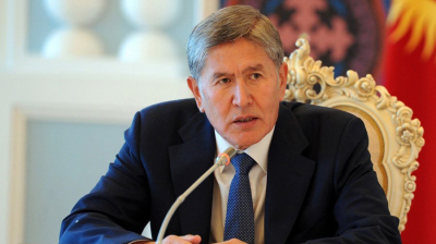 Kyrgyz president tests young democracy's mettle