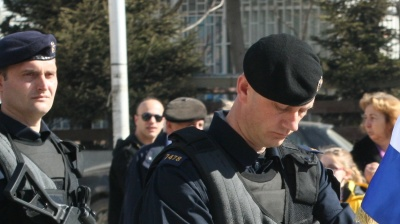 Kosovo says plot to attack political leaders foiled