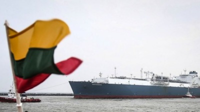 Lithuania agrees new terms on LNG supplies