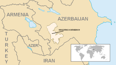 Fears grow over the 'Karabakh factor' in Russia-Turkey spat