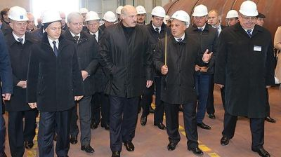 Belarus privatisation at odds with Lukashenko line in 2016