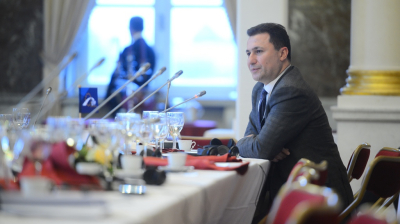 BALKAN BLOG: Gruevski contemplates defeat in Macedonian stand-off