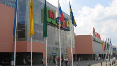 Russian shopping mall activity continues 2016 recovery